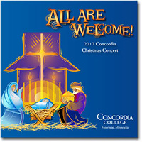 Concordia Choir : All Are Welcome : 00  1 CD :