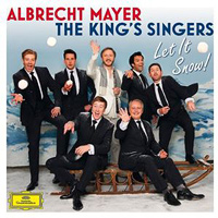 King's Singers : Let It Snow : 00  1 CD : 028947919070 : DEGRB001966502.2