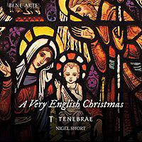 Tenebrae : A Very English Christmas : 00  1 CD :  : 635212090220 : SIGCD902