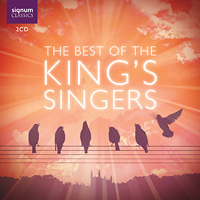 King's Singers : The Best of : 00  2 CDs : 297