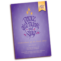 St. Olaf Choir : Rejoice, Give Thanks, and Sing  : DVD