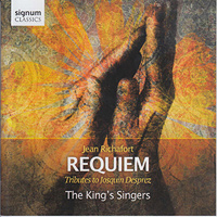 King's Singers : Requiem : 00  1 CD : 326