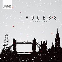 Voces8 : Christmas : 00  1 CD :  : 291