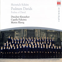 Dresden Boys' Choir : Schutz, Psalms of David : 00  1 CD : Martin Flamig :  : 14082