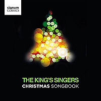 King's Singers : Christmas Songbook : 00  1 CD :  : 635212045923 : SGUK459.2