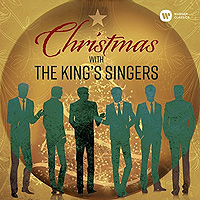 King's Singers : Christmas With : 00  1 CD : 190295768096 : PRL564144.2