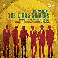 King's Singers : Sound of the King's Singers : 3 CDs : 190295764012 : WCL564126.2