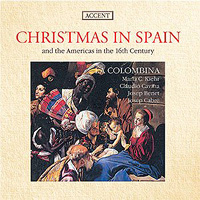 La Colombina : Christmas in Spain : 00  1 CD :  : 96114