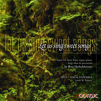 Opus 7 : Herbolsheimer: Let Us Sing : 00  1 CD :