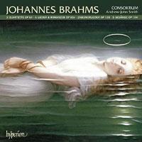 Consortium : Johannes Brahms : 00  1 CD : Andrew-John Smith : Johannes Brahms : 034571177755 : CDA67775