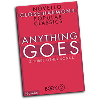 "Close Harmony Popular Classics : <span style=""color:red;"">Anything Goes</span> & 3 Other Songs : TTBB : 01 Songbook : 14041464"