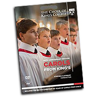 Choir of King's College, Cambridge : Carols from King's - 60th Anniversary Edition : DVD :  : 822231701323 : CKGC13DVD