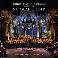 St. Olaf Choir : Christmas in Norway 2013 : 00  1 CD :  : E 3501 CD
