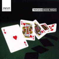 Voces8 : Aces High : 00  1 CD :