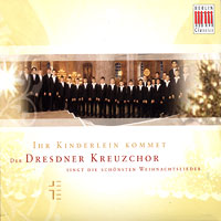 Dresden Boys' Choir : Singt Die Schonsten Weihnachtslieder (Singing the Christmas Carols) : 00  1 CD : Roderich Kreile :  : 1782