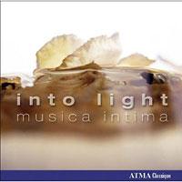 Musica Intima : Into Light : 00  1 CD :