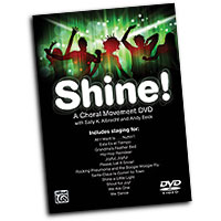 Sally Albrecht : Shine! A Choral Movement DVD : DVD : Sally K. Albrecht :  : 038081384481  : 00-34720