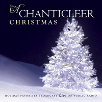 Chanticleer : A Chanticleer Christmas : 00  1 CD : Matthew Oltman : CHAC