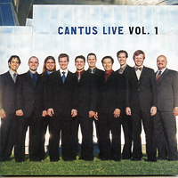 Cantus : Live Vol. 1 : 00  1 CD