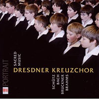 Dresden Boys' Choir : Sacred Music : 00  1 CD :  : 885470000251 : 300025