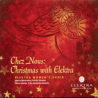 Elektra Women's Choir : Chez Nous : 00  1 CD :