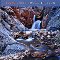 Sound Circle : Finding the Flow : 00  1 CD : Sue Coffee :