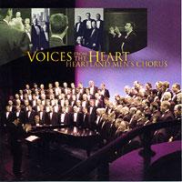 Heartland Men's Chorus : Voices From The Heart : 00  1 CD : Joseph P. Nadeau :