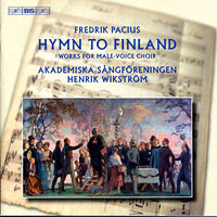"Male Voice Choir of Helsinki : Hymns to <span style=""color:red;"">Finland</span> - Works for Male Voice Choir : 00  1 CD : 1694"