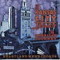 Heartland Men's Chorus : A Kansas City Legacy : 00  1 CD : Joseph P. Nadeau :  : KC150