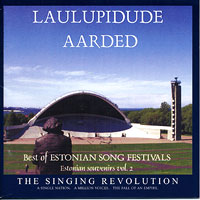 Various Artists : Best of Estonian Song Festivals - Laulupidude Aarded : 00  1 CD :