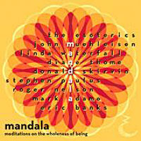Esoterics : Mandala - Meditations on the wholeness of being  : 00  1 CD : Eric Banks :