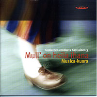 The Musica Choir : I've Got a Sweetheart : 00  1 CD : Pekka Kostiainen :  : ncd 16