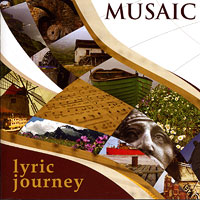 Musae San Francisco : Lyric Journey : 00  1 CD