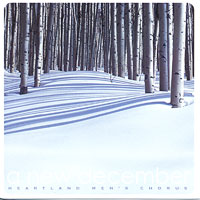 Heartland Men's Chorus : New December : 00  1 CD : Joseph P. Nadeau :
