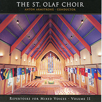 St. Olaf Choir : Repertoire for Mixed Voices Vol. II : 00  2 CDs :  : E 3213/4