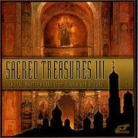 Choirs sacred treasures iii choral masterworks from russia and beyond