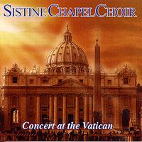 Sistine Chapel Choir : Concert at the Vatican : 00  1 CD :  : 0904
