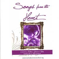 Melodia Women's Choir : Songs From The Heart : 00  1 CD : Cynthia Powell :