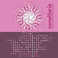 Esoterics : Sonettaria - The triumph of iambic pentameter  : 00  1 CD : Eric Banks :