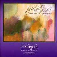 Minnesota Choral Artists : Splendid Jewel : 00  1 CD : Matthew Culloton :