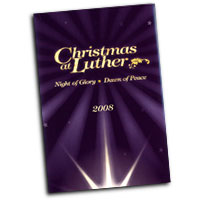 Luther College Nordic Choir : Christmas at Luther 2008 : DVD : Dr. Craig Arnold :  : LCRV08-2