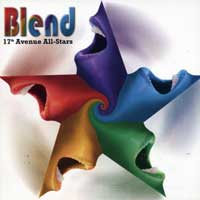 17th Avenue All-Stars : Blend : 00  1 CD :