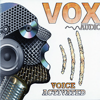 Vox Audio : Voice Activated : 00  1 CD