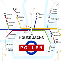 House Jacks : Pollen : 00  1 CD
