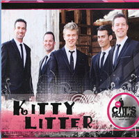 Cat's Pajamas Vocal Band : Kitty Litter : 00  1 CD