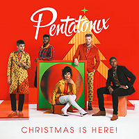 Pentatonix : Christmas Is Here! : 00  1 CD : 190758894324 : RCA588943.2