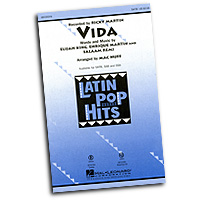 Various Arrangers : Latin Pop Hits : SATB : Sheet Music :