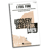 Sheet Music Series for Male Voices