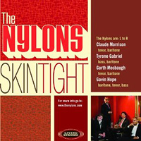 The Nylons : Skin Tight : 00  1 CD