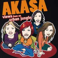 Akasa : Views from an Urban Jungle : 00  1 CD